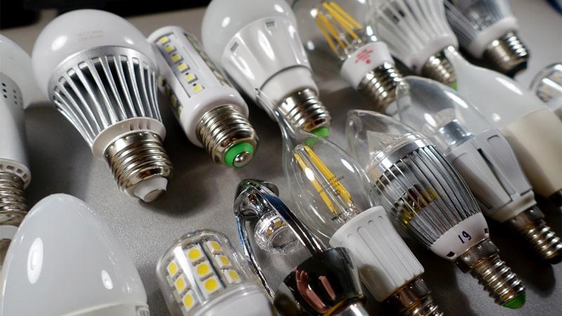 диодные лампочки для дома