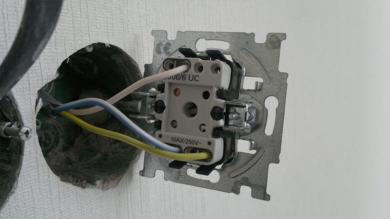 проходной выключатель из обычного