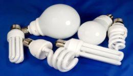 из чего состоит люминесцентная лампа