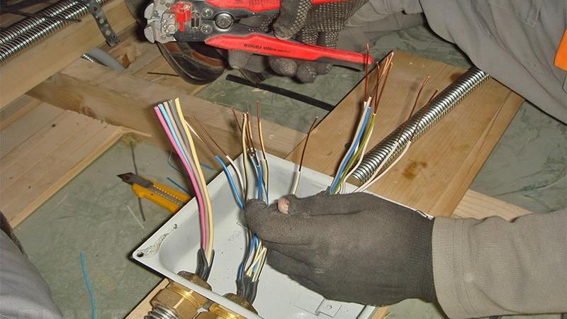 электропроводка в доме своими руками пошаговая схема