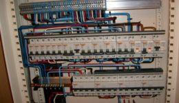 электрика в частном дом