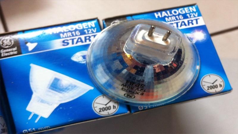 галогеновые лампы что это такое