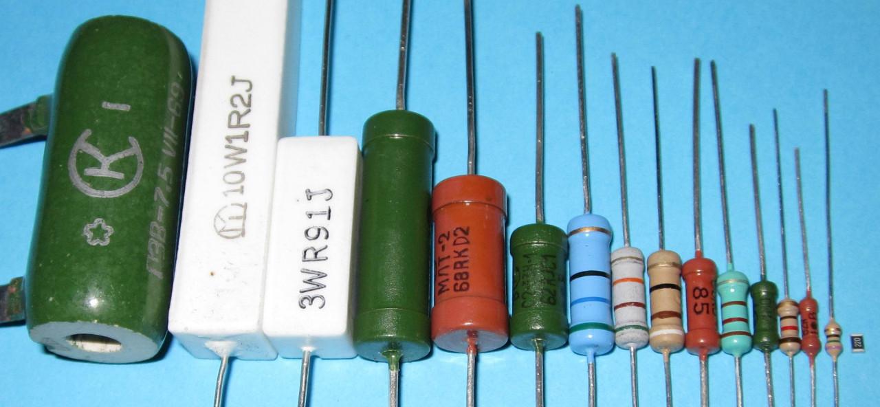 Как проверить резистор мультиметром