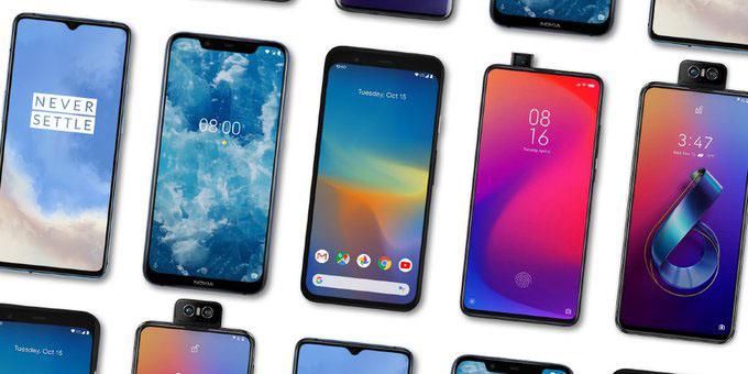 Популярные модели телефонов с поддержкой беспроводной зарядки