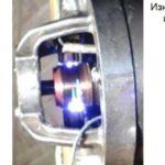 Вопрос: Почему искрят щетки в электродвигателе, к чему приводит это явление и как можно его устранить